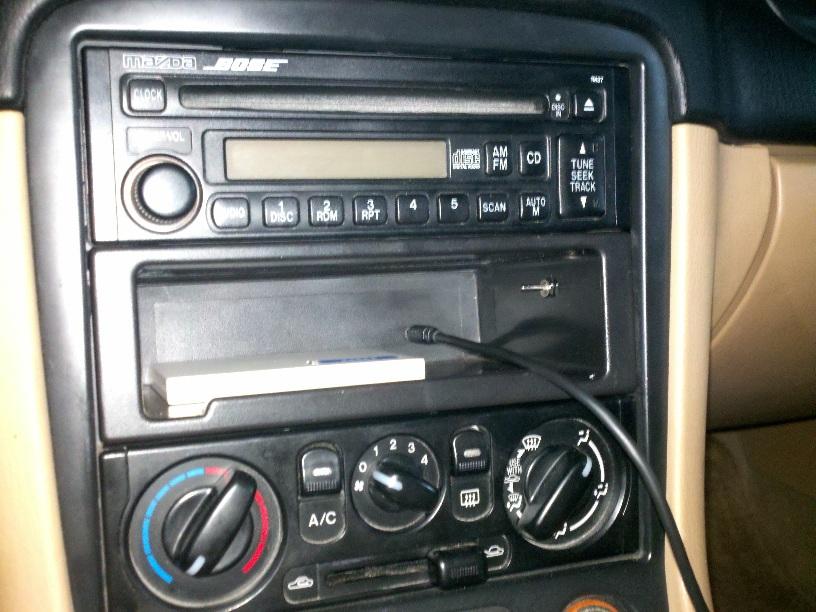 2001 Bose Aux In Modification Mx5 Miata Forumrhforummiata: 2000 Mazda Miata Radio Replacement At Gmaili.net